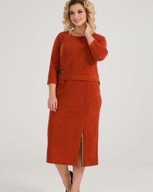 Платье лапша сетчатое марита