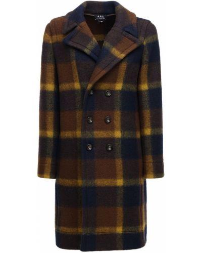 Пальто с карманами A.p.c.