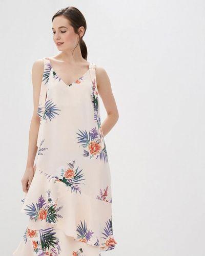 Платье розовый платье-сарафан Incity