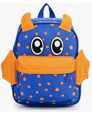 Синий текстильный рюкзак Vitacci