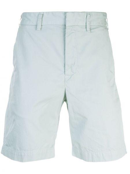 Короткие шорты с карманами хаки Save Khaki United
