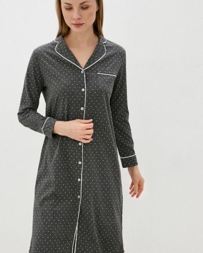 Домашнее серое платье Women'secret