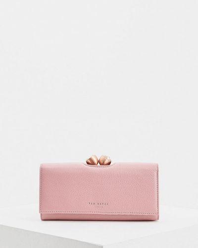 Розовый кошелек Ted Baker London