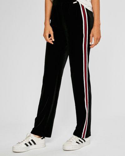 Брюки на резинке с карманами с завышенной талией Guess Jeans