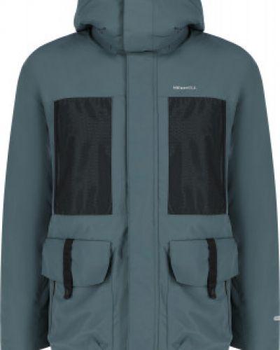 Синяя теплая куртка Merrell