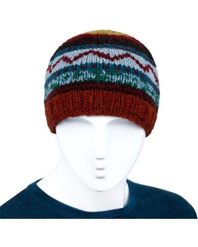 Флисовая шапка - синяя Rozetka