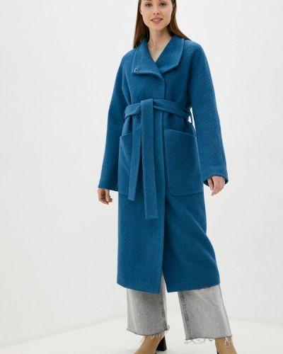 Пальто - синее Ovelli