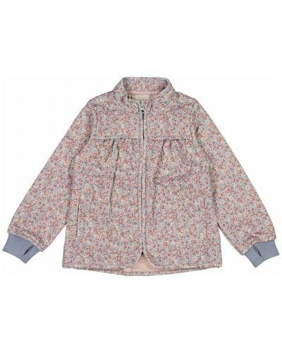 Różowa kurtka casual Wheat