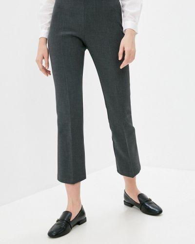 Повседневные серые брюки Max&co