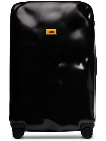 Walizka duży czarny Crash Baggage