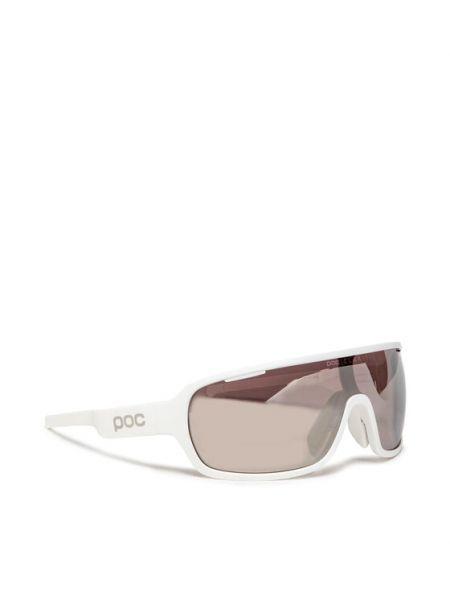 Okulary - białe Poc