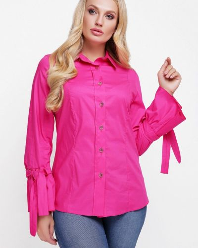 Розовая блузка Vlavi
