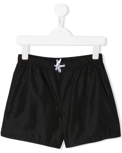 Плавки черный на шнурках Dolce & Gabbana Kids