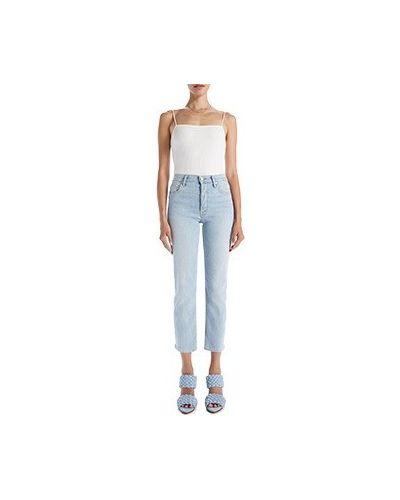 Прямые джинсы Mother