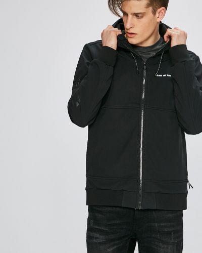 Утепленная куртка с капюшоном прямая Bench