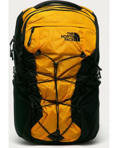 Czarny plecak na laptopa z nylonu The North Face