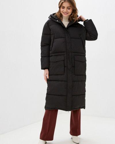 Черная утепленная куртка 2nd Day
