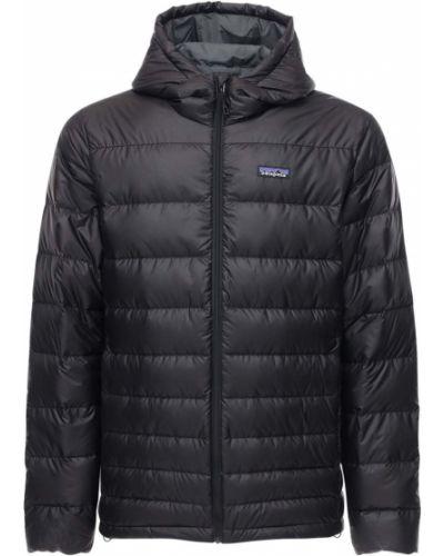 Куртка с капюшоном - черная Patagonia