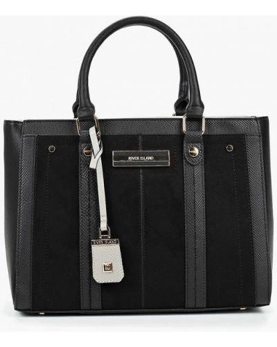 Кожаный сумка с ручками River Island