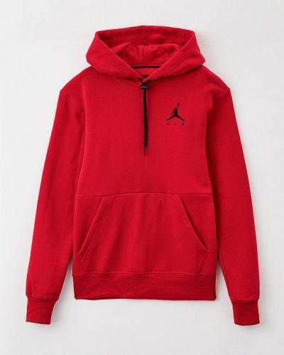 Красная худи Jordan