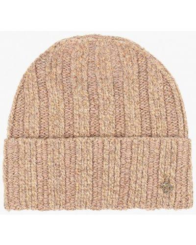 Шапка осенняя коричневый Forti Knitwear