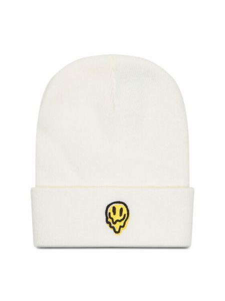 Biała czapka beanie Brixton