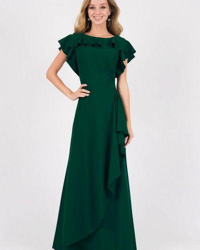 Вечернее платье - зеленое Marichuell