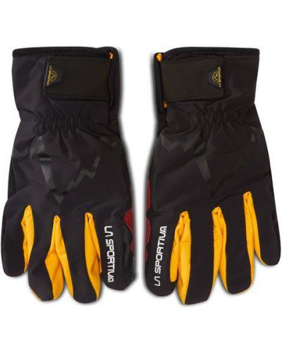 Rękawiczki narciarskie - czarne La Sportiva