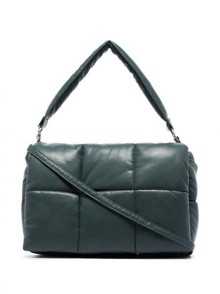 Зеленая сумка из полиэстера Stand Studio