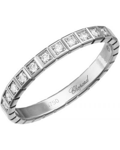 Szary pierścionek Chopard