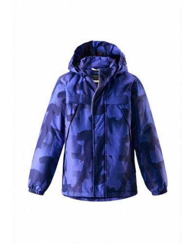 Синяя куртка теплая Lassie By Reima
