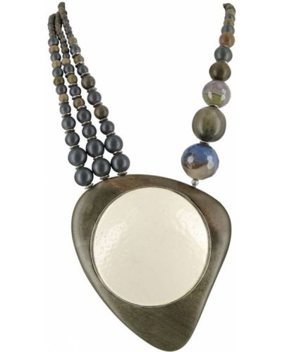 Ожерелье бежевый Nature Bijoux