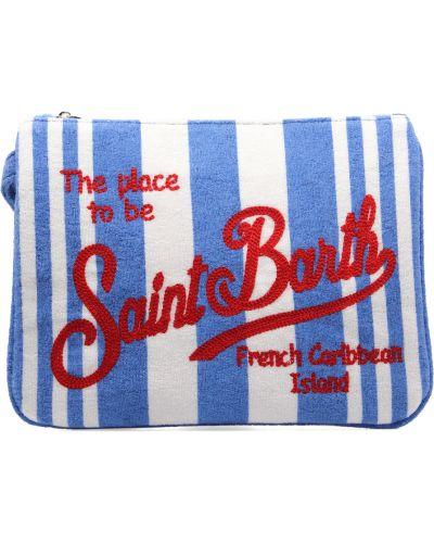Niebieska kopertówka Mc2 Saint Barth