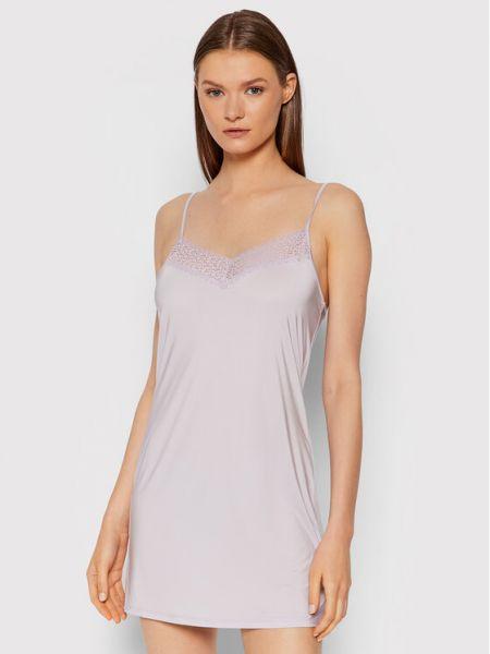 Piżama - fioletowa Calvin Klein Underwear