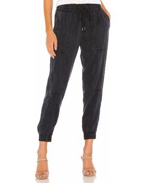 Spodnie z wiskozy peep toe Yfb Clothing