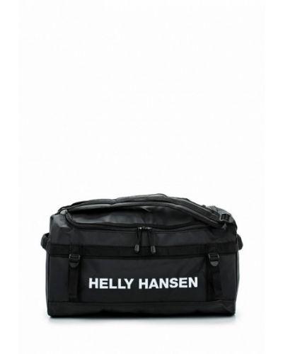 Черная спортивная сумка Helly Hansen
