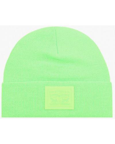 Зеленая шапка Levi's®
