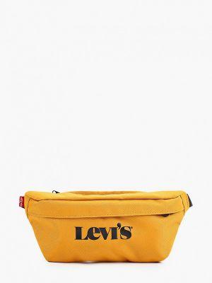 Поясная сумка - желтая Levi's®