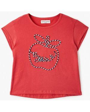 Красная футболка Sonia Rykiel
