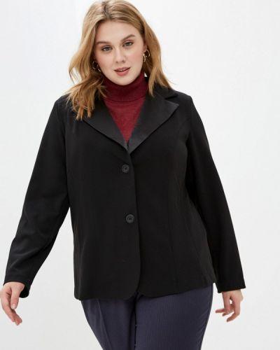 Черный пиджак Sophia