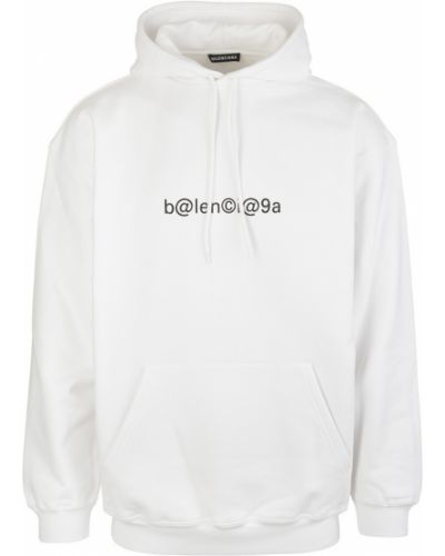 Sweter z kapturem Balenciaga