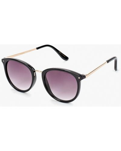 Черные солнцезащитные очки Mango