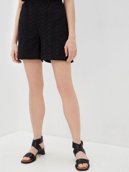 Повседневные черные шорты Alessandro Dell'acqua