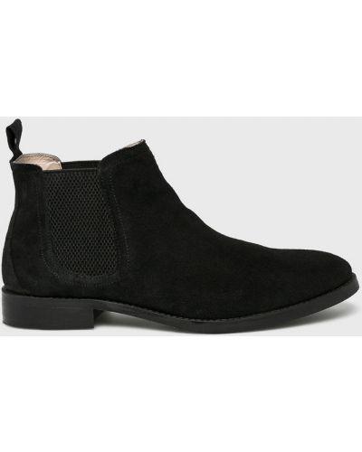 Туфли текстильные замшевые Medicine