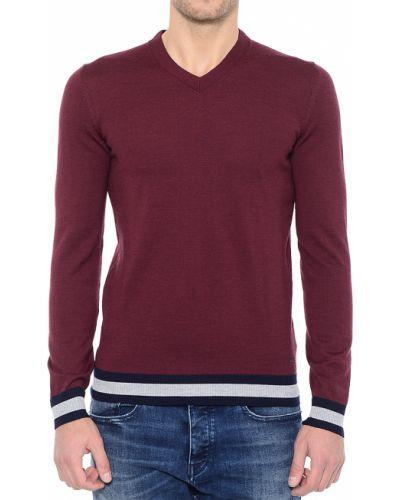 Пуловер красный бордовый Hugo Boss