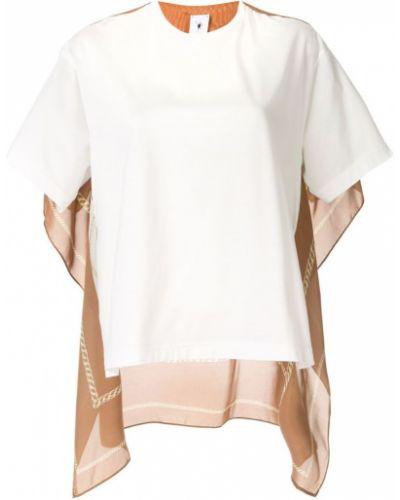 Блузка батник сетка Maison Mihara Yasuhiro