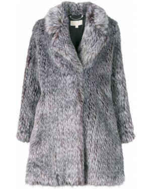 Акриловая длинное пальто Michael Michael Kors