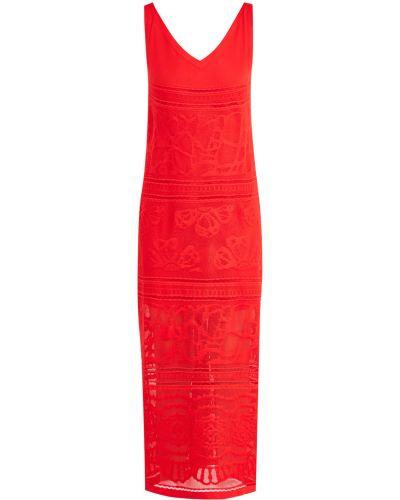 Платье макси платье-комбинация свободного кроя D.exterior