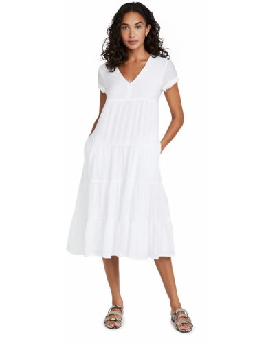 Клубное платье из вискозы Club Monaco