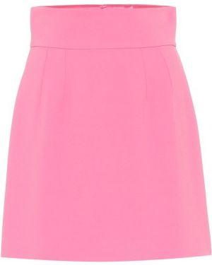 Юбка мини пачка розовая Dolce & Gabbana